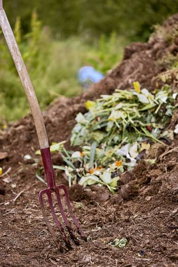 Composting is a win for gardeners