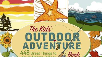 Helping kids channel nature's grand adventures
