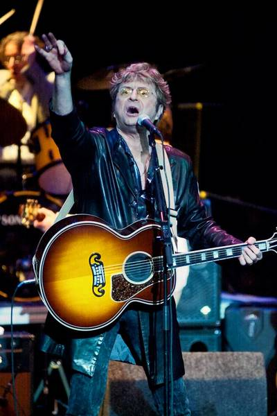 Last fall, the Ides of March featuring Jim Peterik performed at the Fine and Performing Arts Center at the Moraine Valley Community College campus in Palos Hills. Jim Witter is scheduled for two shows this season on Saturday, May 11.