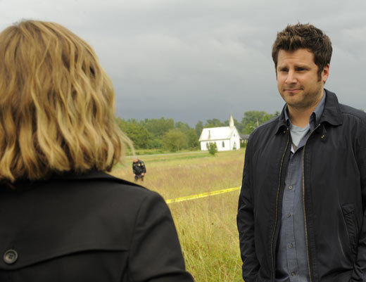 'Psych' Season 7 photos: Episode 7x09, titled Juliet Wears the Pantsuit, airing Wednesday, April 24.