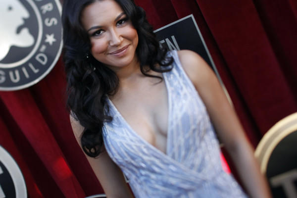 Actress Naya Rivera.