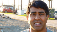 Broken Lizard co-founder Jay Chandrasekhar admits that when writing jokes, it's much easier to get raunchy than to avoid the dirt.
