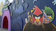 Kennedy Space Center Visitor Complex is offering ticket discounts with an Angry Birds theme through June 28.