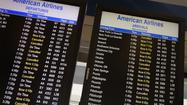 "<a href=""http://www.aa.com"" target=""_blank"">American Airlines</a> says the computer systems that caused the airline to ground most flights Tuesday (today) <a href=""http://www.latimes.com/business/money/la-fi-mo-american-airlines-computers-back-online-20130416,0,1282819.story"" target=""_self"">have been restored</a> but that travelers should expect delays through the day."