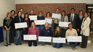 The Lemont High School Educational Foundation has committed to supporting 10 grants for more than $32,000 for the 2013-14 school year. Grant proposals were submitted by Lemont High School faculty and staff, with the goal of enhancing educational opportunities for the school's enrollment of more than 1,450 students.