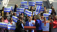 EMILY's List, a political organization dedicated to electing pro-choice Democratic women, has created an independent expenditure committee and seeded it with $400,000 to buoy Wendy Greuel's bid for Los Angeles mayor, according to documents filed with the City Ethics Commission on Tuesday.