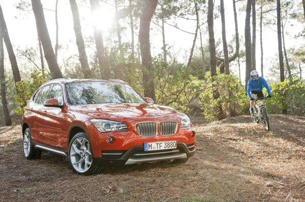 The 2013 BMW X1 is a well-packaged compact SUV with a very un-compact price.