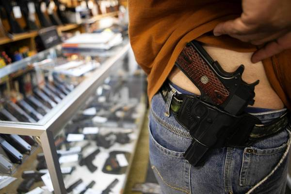 A judge ordered Illinois lawmakers to come up with a concealed carry law by early June.