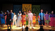 PICTURES: Phillipsburg's  production of Once on this Island