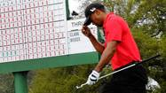Tiger Woods didn't win the Masters, but he certainly dominated its coverage — again.