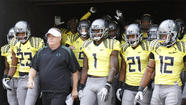 Oregon proposes probation over violations in football program