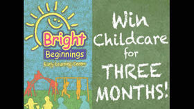 Win Childcare for Three Months