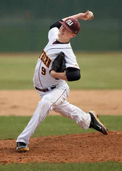 Northern State junior Kassidy Gaines has been pitching well for the Wolves. Last week, he got a win and in his combined 11 1/3 innings pitched, Gaines allowed only four earned runs and struck out six while giving up just one extra-base hit.