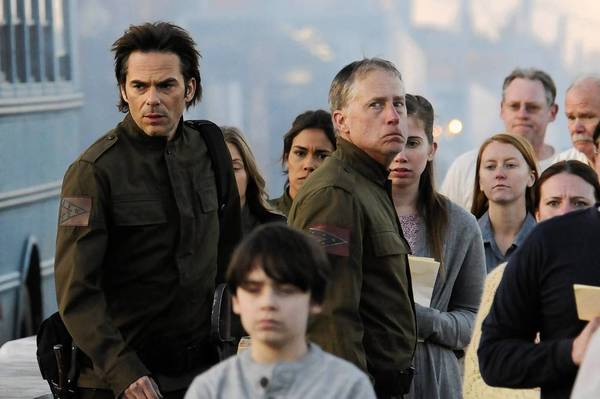"NBC's ""Revolution"" has seen its ratings dim."