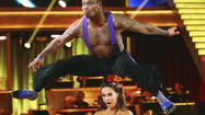 'Dancing With the Stars' recap, Jacoby Jones gets some air on 'Side by Side' night