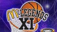 The CN100 Game of the Week heads to Harvey for the annual McLegends XI All-Star Men's and Women's basketball games featuring prep standouts, pro athletes and more.