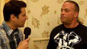 Video interview with former WWE superstar Rob Van Dam