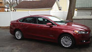 Green Wheels: Driving the Fusion Energi, and Encountering Other Drivers