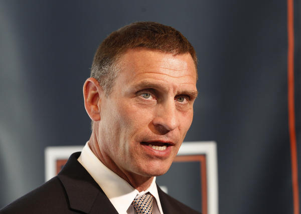 Illinois AD Mike Thomas said he is pleased with the school's new partnership with WSCR-AM 670.