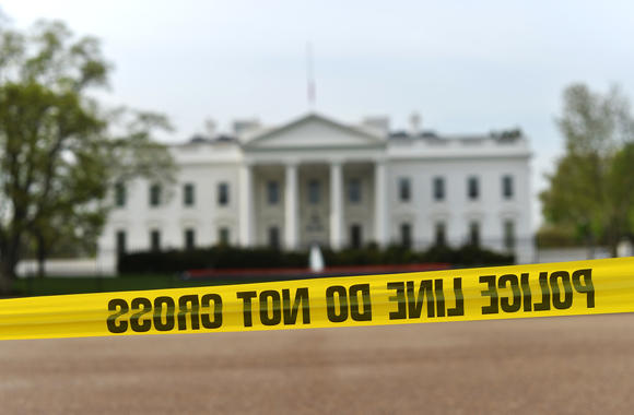 White House suspicious package