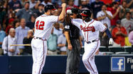 Braves beat Royals