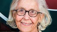 Mary Alice Frank passed away peacefully on April 9th at her home in Pasadena. She was 86.
