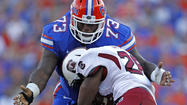 There's something for everyone in this class of defensive tackles. If it's a quick, pass rushing three technique you desire, Sharrif Floyd is your man. If you prefer a gigantic plugger, Johnathan Hankins will be your guy. Or if you need a combination, how about Kawann Short? As many as seven defensive tackles have been discussed as first round possibilities.