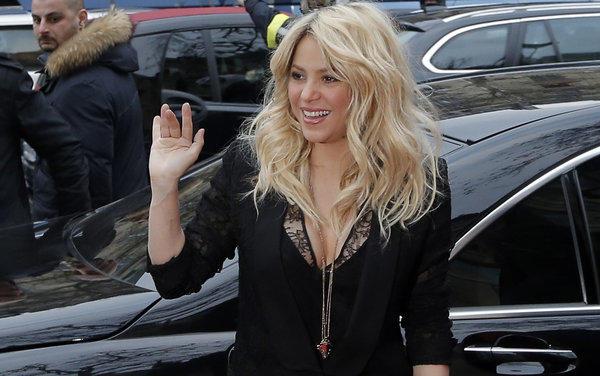Colombian singer Shakira is fighting an ex's $250-million lawsuit.