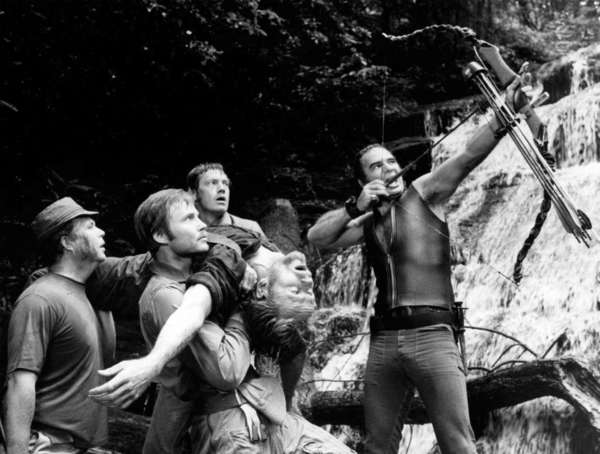 "Burt Reynolds, director John Boorman and Jon Voight will appear at the screening of 1972's ""Deliverance"" (above) at the TCM Classic Film Festival"