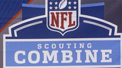 NFL's scouting combine was held in February