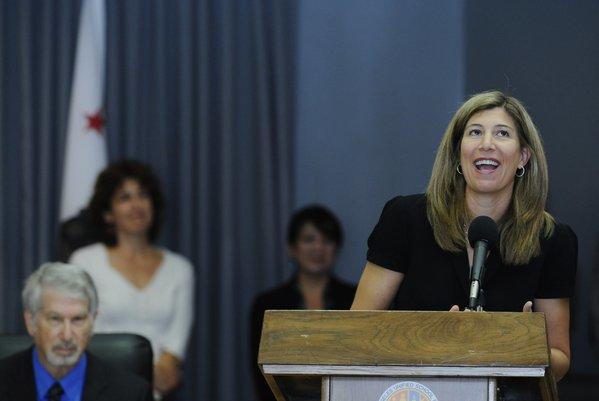 L.A. school board member Tamar Galatzan authored a resolution, approved this week, to speed up the handling of investigations into teachers facing misconduct allegations.