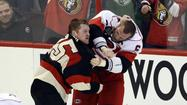 Why is hockey such a violent and dangerous sport? Medical researchers from Canada have an answer: Blame the media.