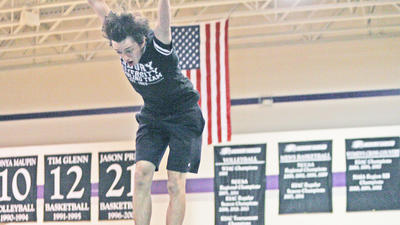 Asbury University's tumbling team ends season with 'Jym Jamboree'