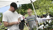 The Virginia Living Museum will begin its annual spring plant sale on Saturday, April 20.