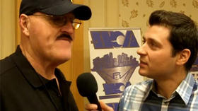 Video interview with former WWE star Sgt. Slaughter