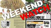 Weekend Watch: Earth Day, Record Store Day, Folk Art Festival