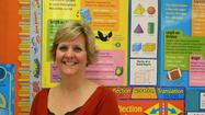 Indian Trail Middle School 6th grade math teacher Michelle Schade is part of an elite national team of teachers helping educators learn how to best implement the new Common Core mathematics learning standards.