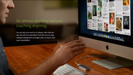 Leap Motion is partnering with Hewlett-Packard, announcing that its Leap Motion Controller will be bundled with select HP personal computers and that its 3D motion-sensing technology will be embedded in some of the company's devices.