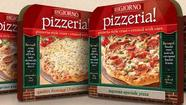 <strong>The product:</strong> DiGiorno Pizzeria pizza available in four varieties: four cheese; primo pepperoni; Italian meat trio and Supreme Speciale with a blend of premium meats and vegetables including pepperoni, Italian sausage, red and green peppers and caramelized onions.