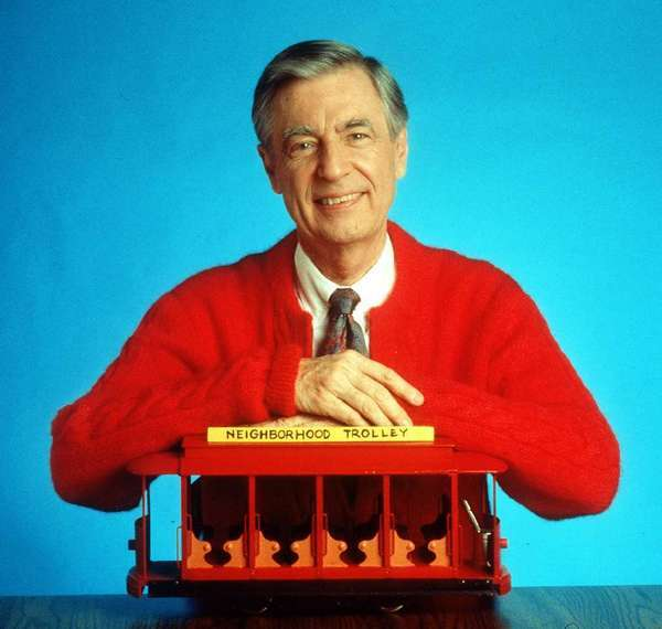 """A quote from Fred Rogers, a.k.a. """"Mister Rogers,"""" has spread on social media after the Boston Marathon bombing."""