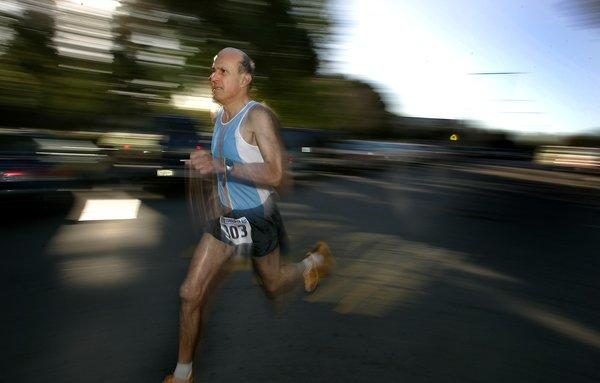 Sheriff Lee Baca demoted three supervisors after allegations of cheating in a law enforcement relay race.