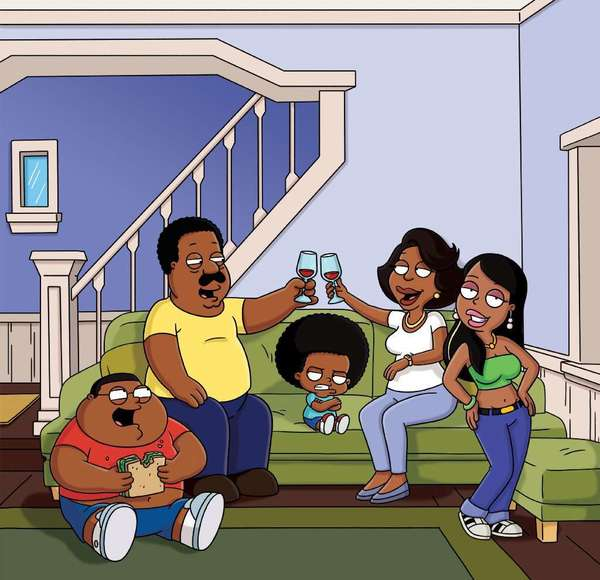 "Fox is denying a report that Seth MacFarlane's ""The Cleveland Show"" has been canceled."