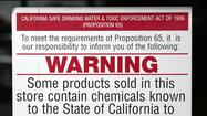 A bill that would deter small-business shakedowns for Proposition 65 signage violations has been approved by a state Assembly committee.