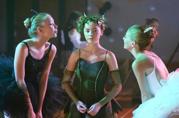 "Freya Tingley stars in Netflix's ""Hemlock Grove."""