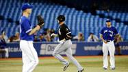 White Sox 7, Blue Jays 0