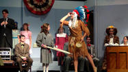 "PICTURES: Notre Dame's Freddie Performance ""The Music Man"""