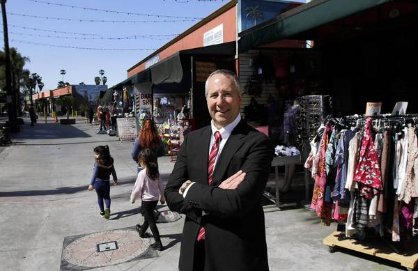 Cary J. Lefton, chief executive officer for Agora Realty.