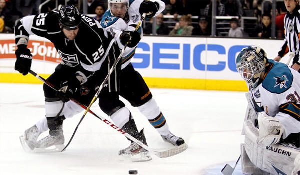 Kings Coach Darryl Sutter says he plans on keeping Dustin Penner on the ice, despite his lack of regular-season scoring.