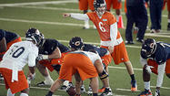 Photo gallery: Bears 2013 minicamp