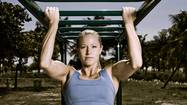 Lady, you can do pullups